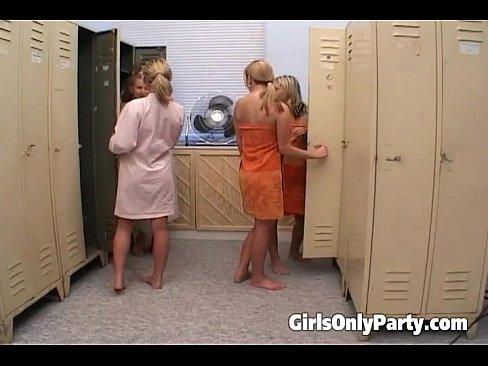 Five Girl Orgy