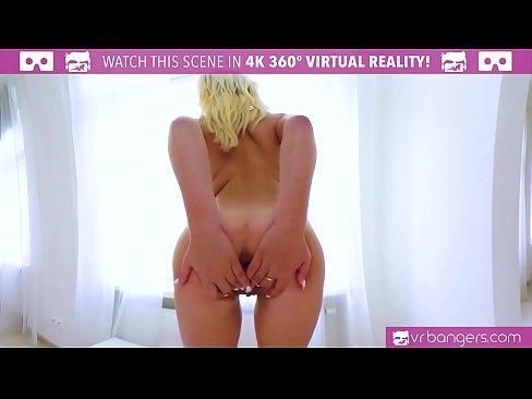 VRBangers.com Sensual masturbation from Lucy Shine