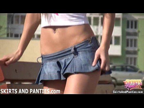 I like flashing my panties to my neighborsXXX Sex Videos 3gp