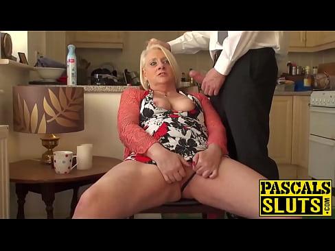 British slut granny