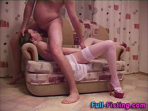 Teen Fuck Slut Gets Throat Fucked