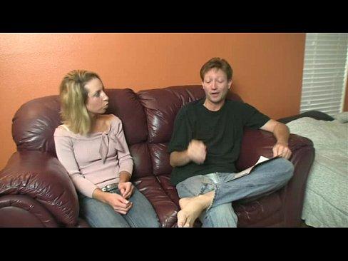 18-year-old brat blonde masturbates unconscious man