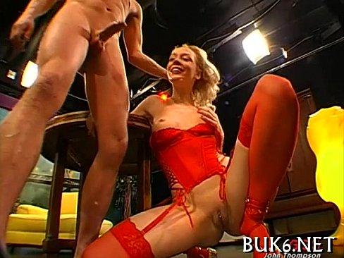 lusty engulfing of biggest knockers