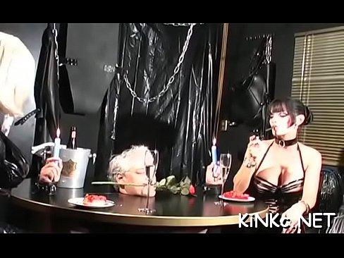 Opinion female domination scene agree
