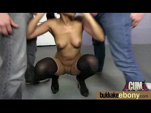Dark dirty pornstar debut bukkake cumshots 30