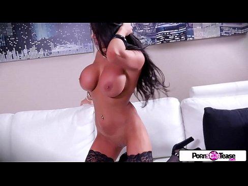 August Taylor Big Ass Porn Tease
