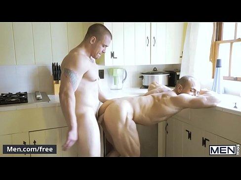 men.com - (adam bryant leon lewis) - str8 to gay