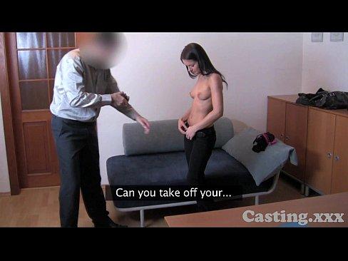Casting HD Shy student has silk vagina