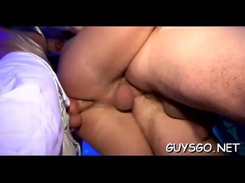 musta homo orgia video