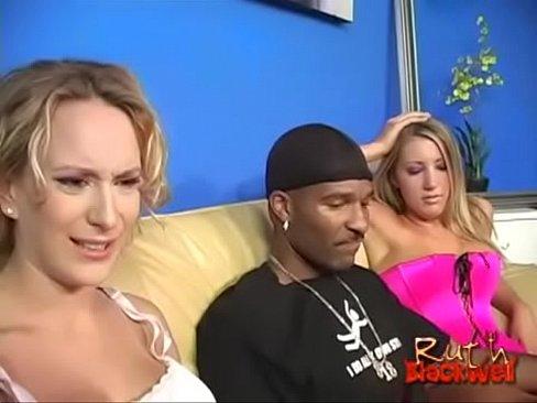 Barbie Cummings and pregnant whore Erin Moore enoy BBC