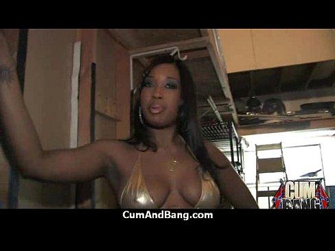 Excessive Interracial porn Hardcore gangbang 30
