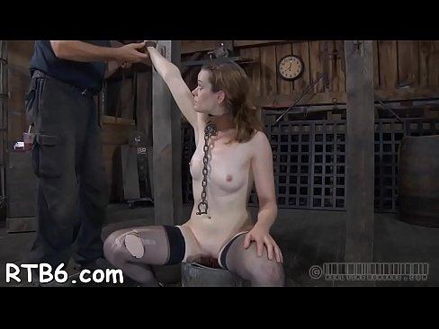 Femdom torture video