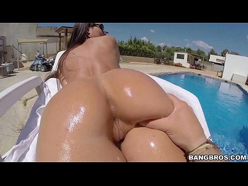 Anal Mom Natural Big Tit