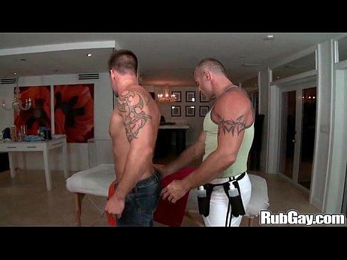 Rubgay man vs man