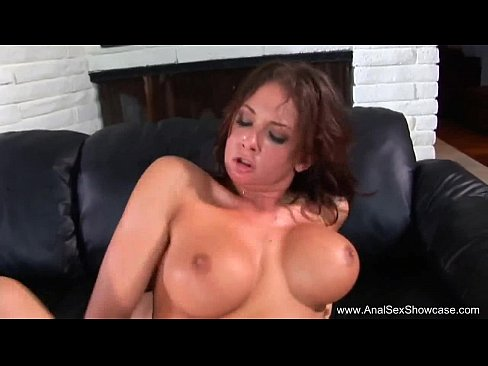 Punish Her With Anal Sex's Thumb