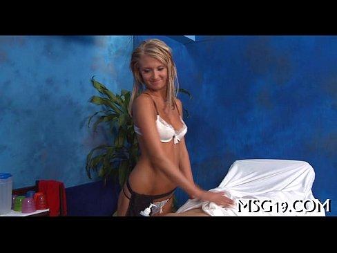 Видео соблазнение массажистки