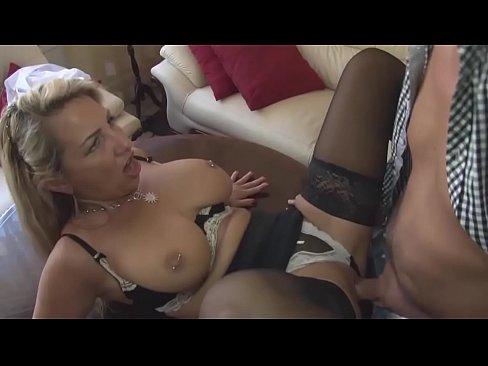 Latex sex slave