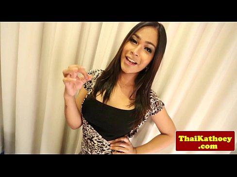 Busty girl pat thai