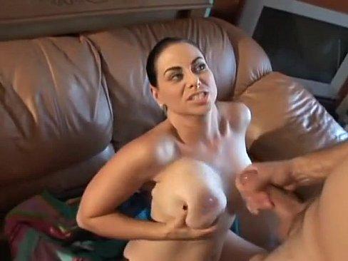 Big black milf anal