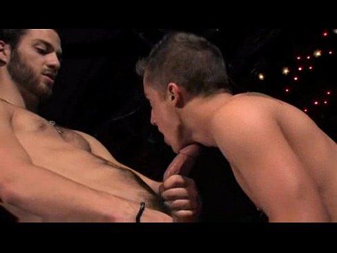 Hardcore – Long cock sucking and ass fucking in the bar