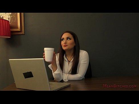 cover video Gabriella Ensla ves Her Boss   Gabriella Paltr Gabriella Paltrova   Femdom