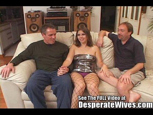 Mfm slut wife