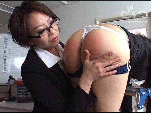Spankee Fresh Teacher's Paddling