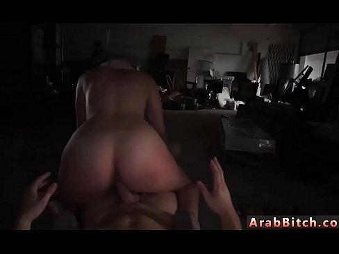 Big tit arab milf Aamir's Delivery