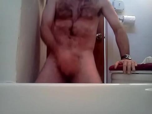 Nude girls ass massage