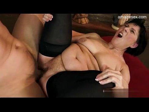 Mature butt fuckers