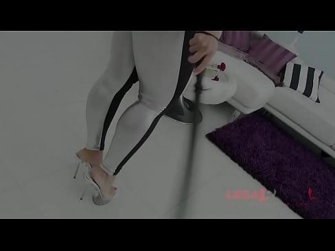 Big Butt Latina Slut Monica Santiago Assfucked By Four Men & Double Penetration