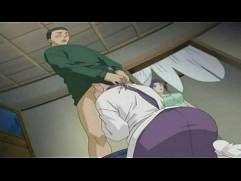 Anime Girl Giving Blowjob