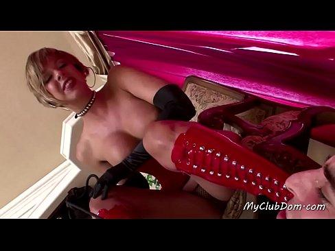 Stepmothers Slave Houseboy Femdom