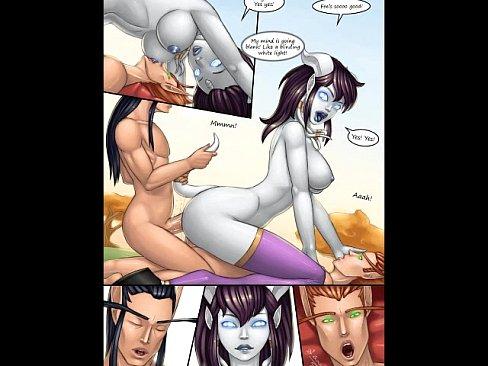 Warcraft monara porn