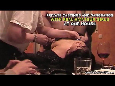 homemade gangbang sex videos