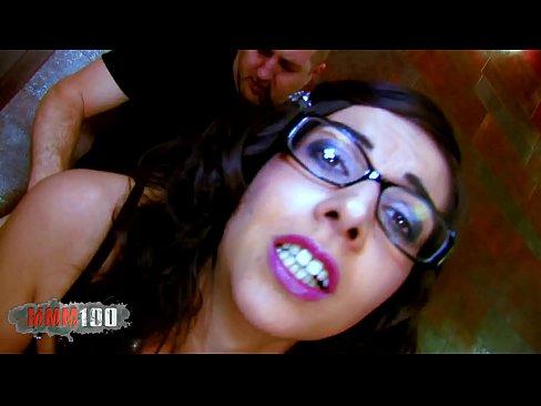 Hot french Brunette Lou Charmelle hard anal fucking's Thumb