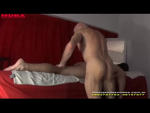 FULL BODY KISS MASSAGE GAY by Nudemassage's Thumb