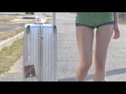 XVIDEO 逢坂音音 パイパン美少女の着エロ(逢坂音音)