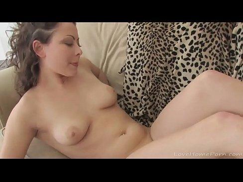 How she masturbates