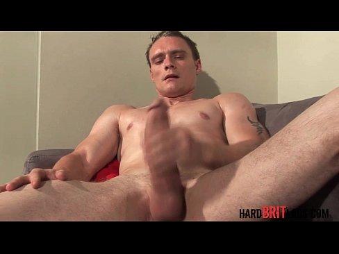 Czech Guy Stefan Stripping Dick