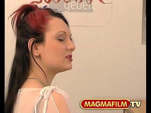 Tyra Misoux holt sich den BockscheinXXX Sex Videos 3gp