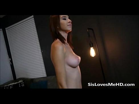 My Hot Brunette Teen Step Sister Fucks Me – SisLovesMeHD.com