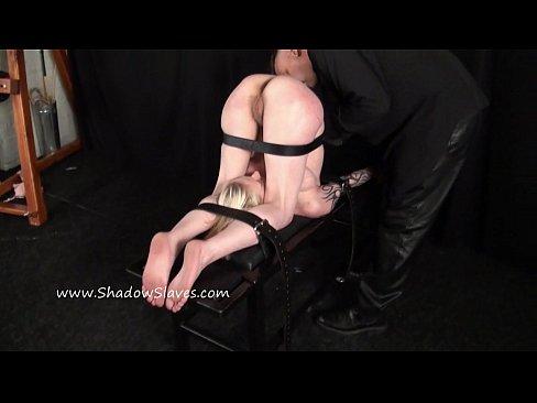 Amature sadistic slave fetish fisting