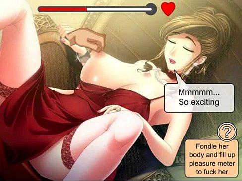 Detective sex games