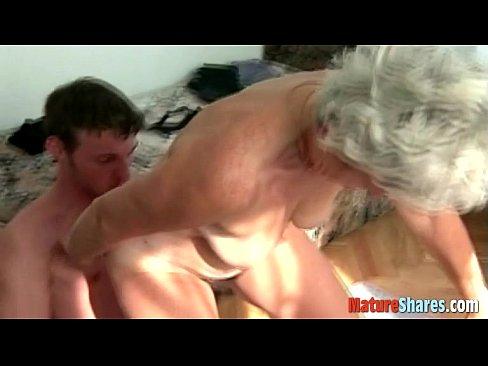 I want to fuck a grandma