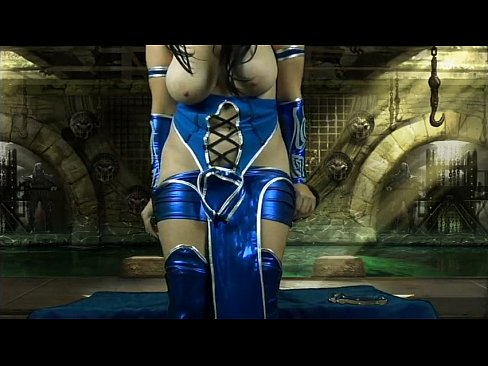cosplay Mortal kombat porn kitana