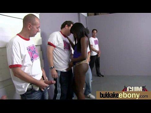 Hot Ebony Gangbang Fun Interracial 1 xnxx porn videos