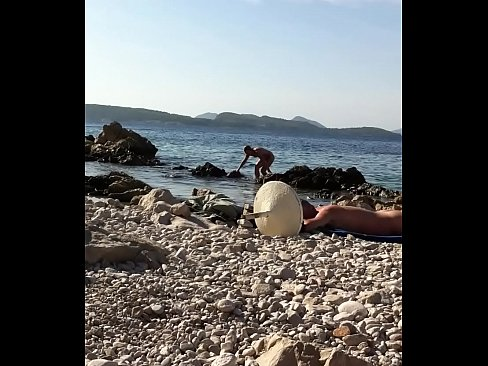 Nude beach girls croatia