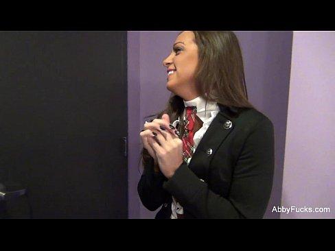 Abigail Mac Behind The Scenes