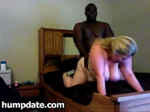 Black blonde bbw